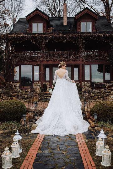 Bridal portrait | Sweet Snaps Photography