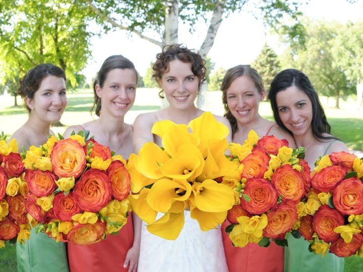 Tmx 1468255357323 Yellow Callas Waukesha, WI wedding florist