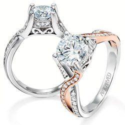 Tmx 1351093701534 Artcarved3 Cohasset wedding jewelry