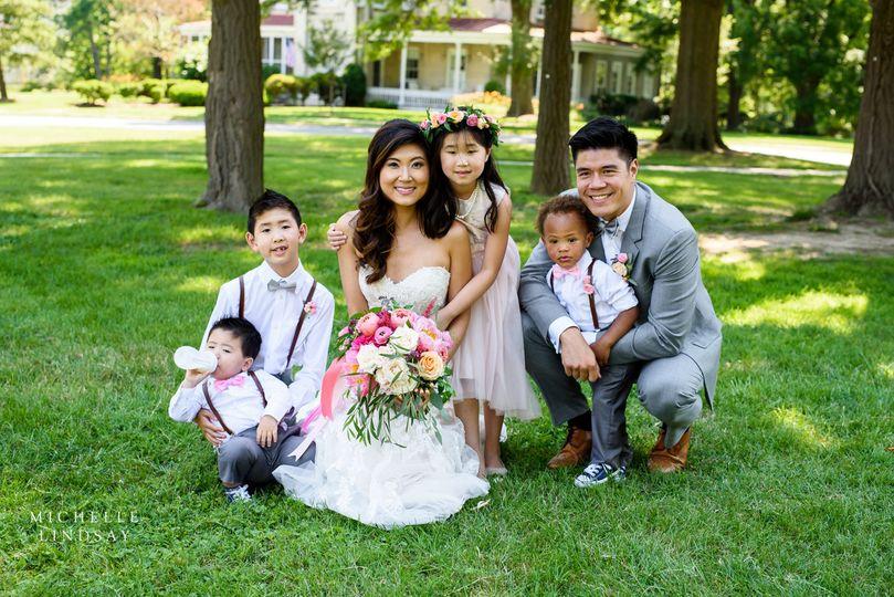 #Lincoln Cottage WeddingMichelle Lindsay Photography