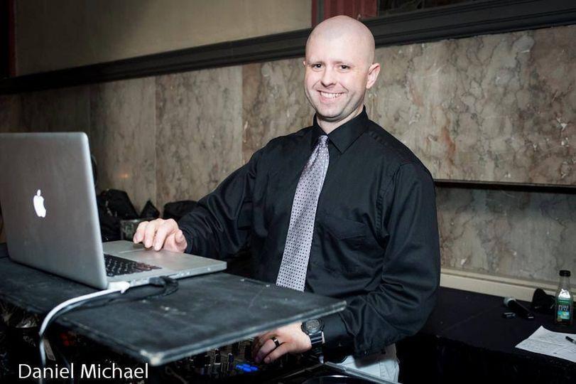 DJ Brian Jackson