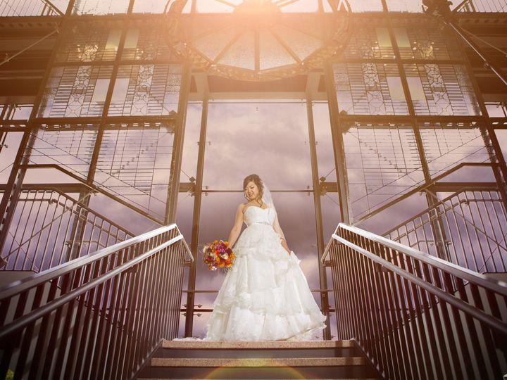 Tmx 1504924781744 Wedding Bridal Portrait Train Station Seattle, WA wedding photography
