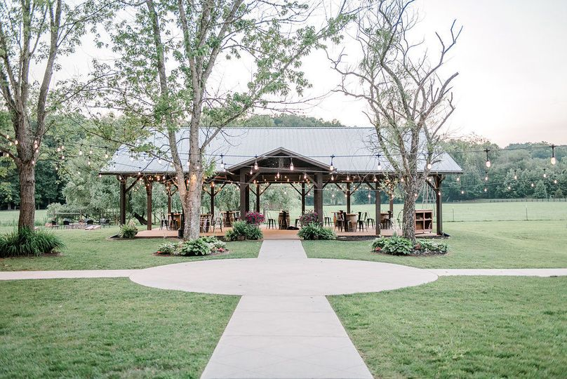 Wedding venue - shelby norris photography