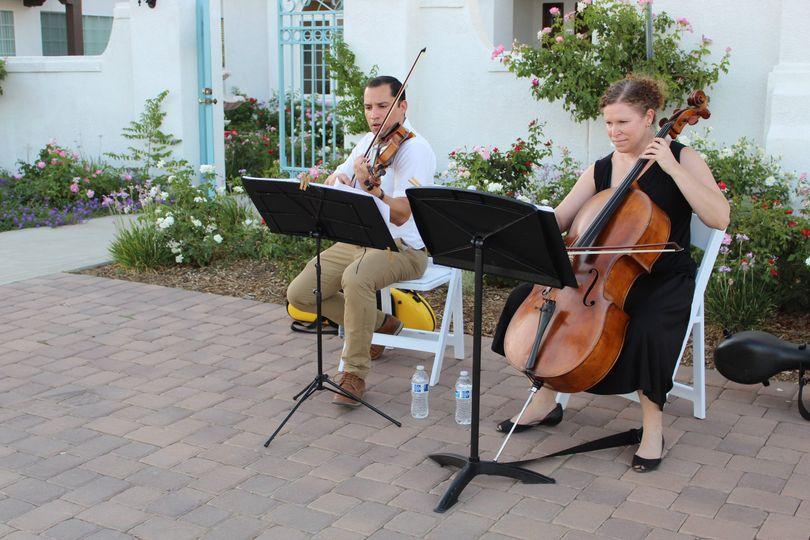 Cello Violin Temecula 2020
