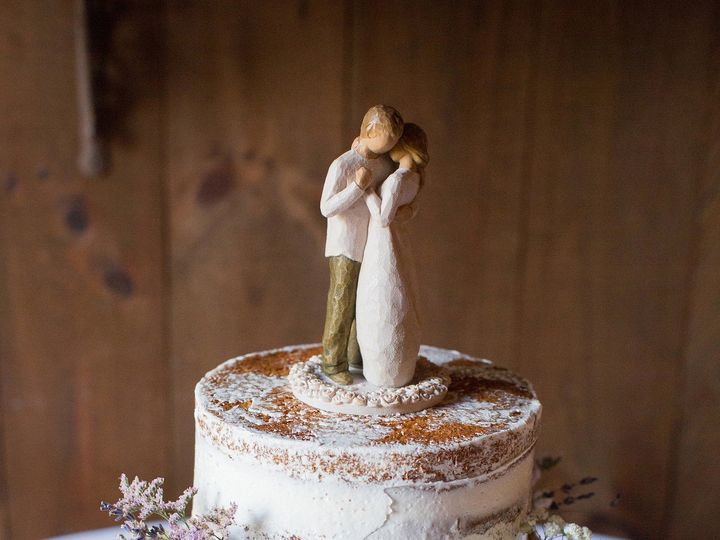 Tmx 1484240568065 Michellegirardphotographytyronefarmwedding124 Zf 1 Northborough, Massachusetts wedding cake