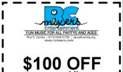 RC Mixers DJ Entertainment 1