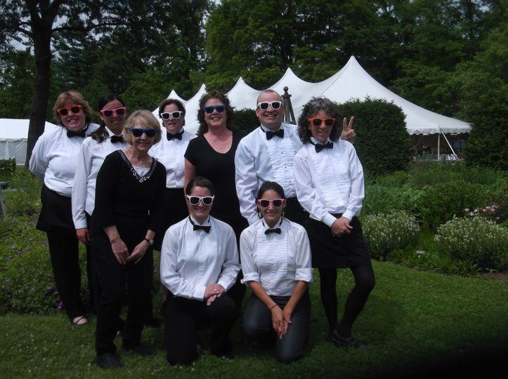 Greenhouse Service Crew