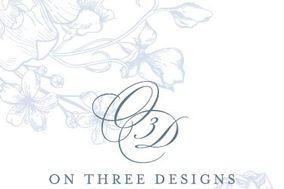 On Three Designs