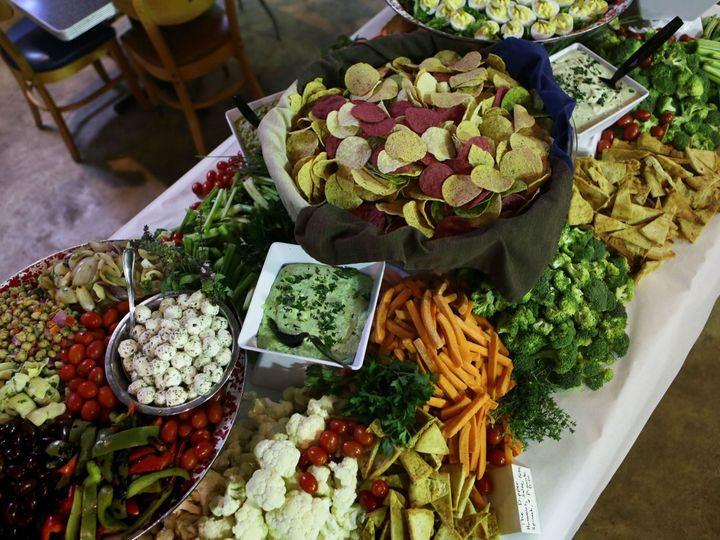 Tmx 1508427740935 Launch Party 21 Chapel Hill, NC wedding catering