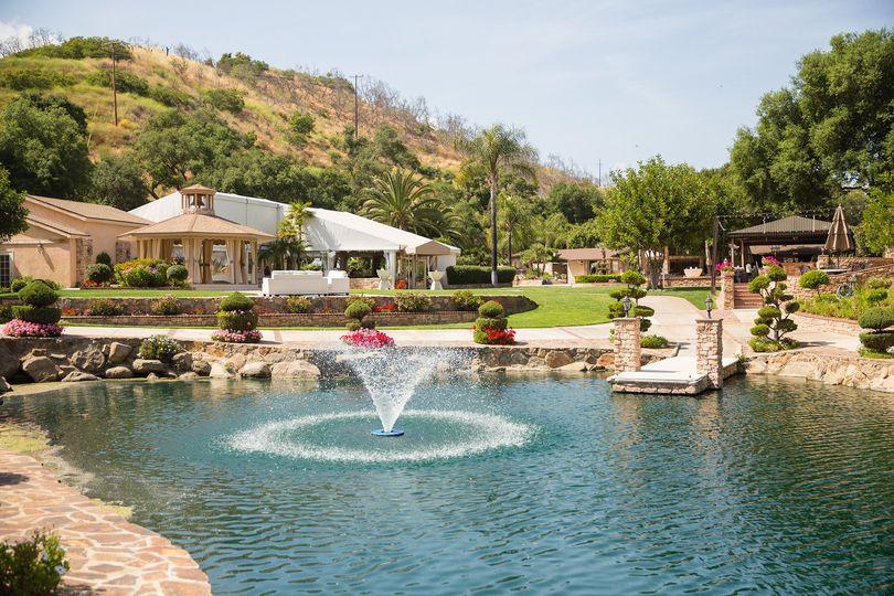 Los Willows Wedding Estate Venue Fallbrook Ca Weddingwire
