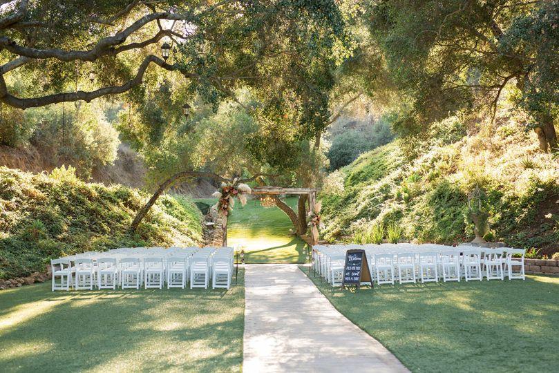 Los Willows Wedding Estate