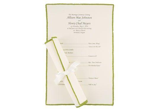 Tmx 1206997522968 Program Handscroll Marlborough wedding invitation