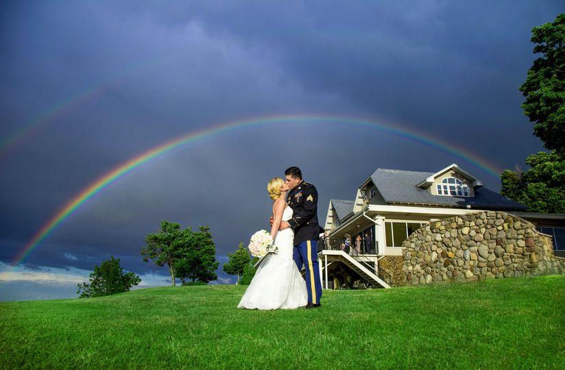 Paul Saunders Wedding