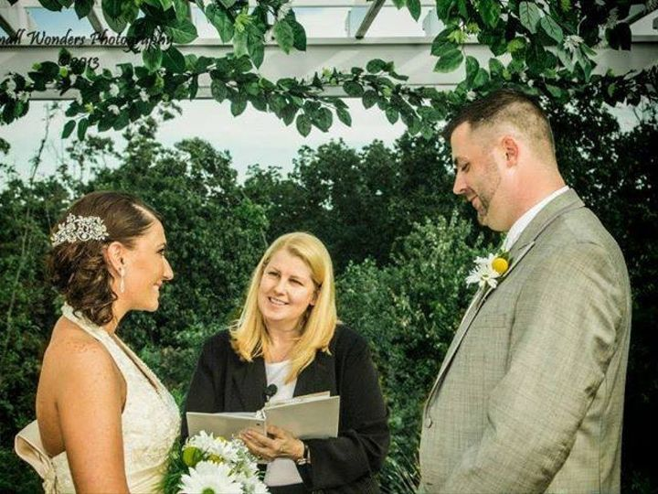 Tmx 1382583578444 Shawna And Andrew 1 Lancaster, PA wedding officiant