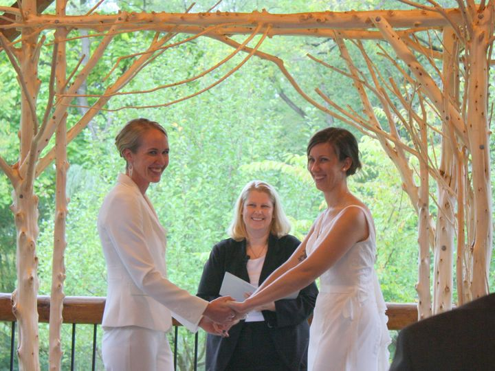 Tmx 1383062739990 Lindsey And All Lancaster, PA wedding officiant