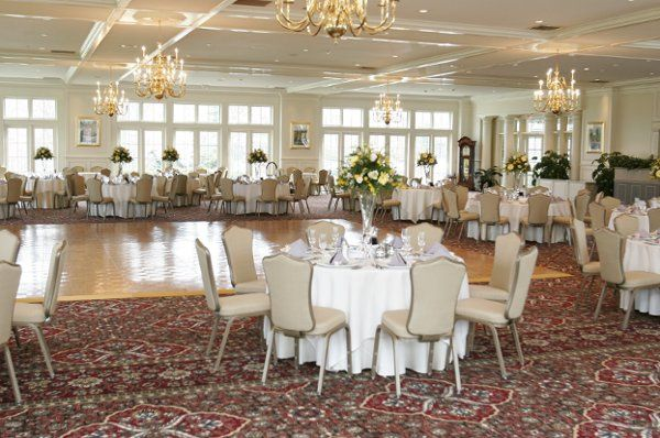 Ballroom at deerfield