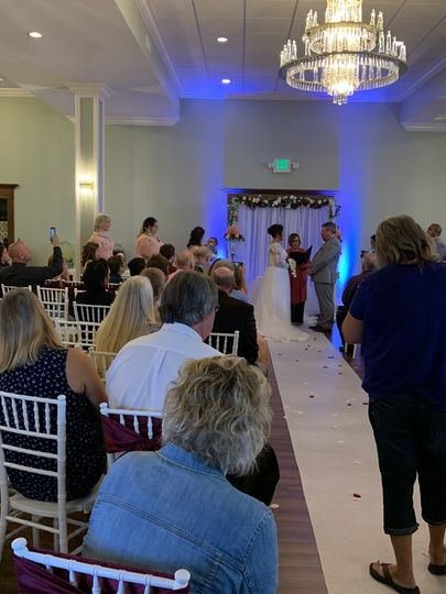 Wedding at 51  West
