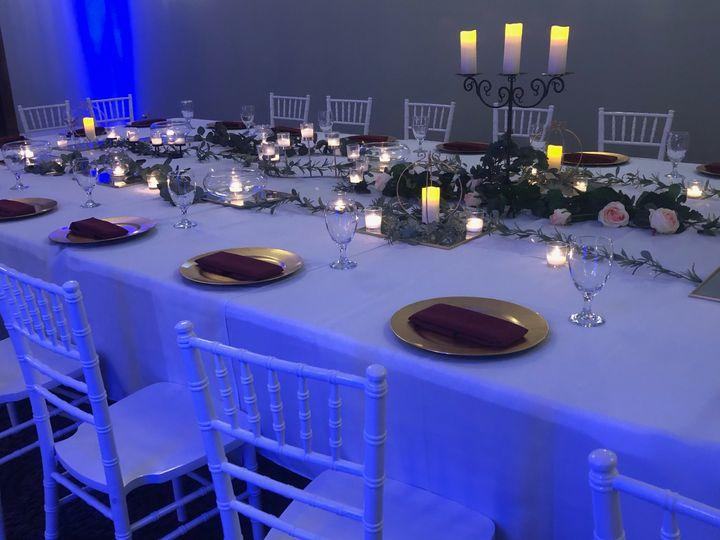 Micro wedding for 25
