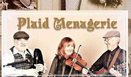 Plaid Menagerie 1