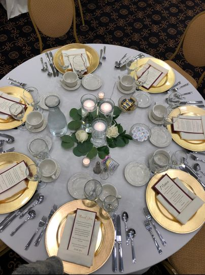 Guest Table