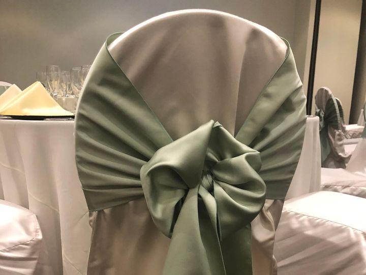 Tmx Chair Cover Sage Green Tie 51 413388 1566152457 Orland Park, IL wedding venue