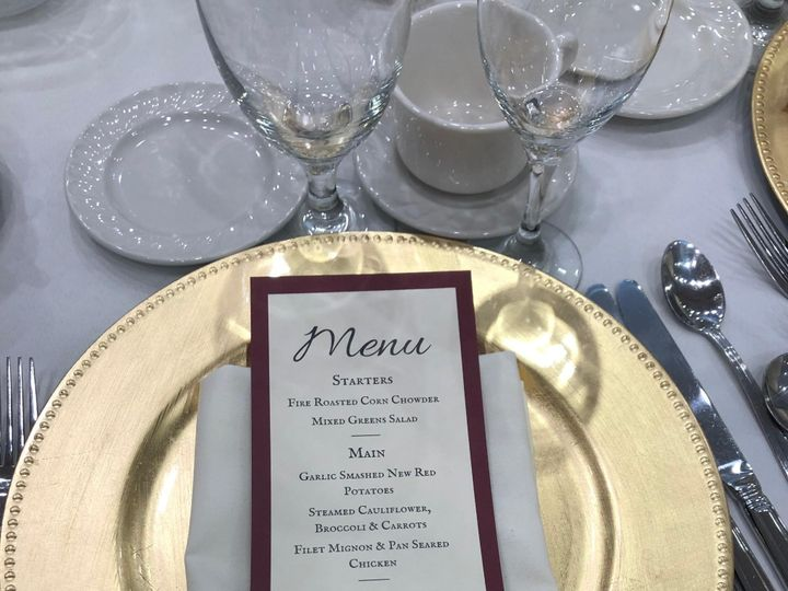 Tmx Gold Charger 51 413388 1570374404 Orland Park, IL wedding venue