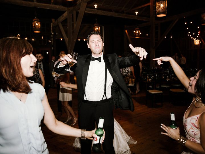 Tmx 1478539219820 Groom Dancing With Drink In Hand Columbia, MD wedding dj