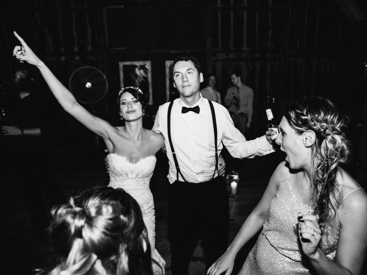 Tmx 1478539293027 Bride With Hand Up During Dancing Columbia, MD wedding dj