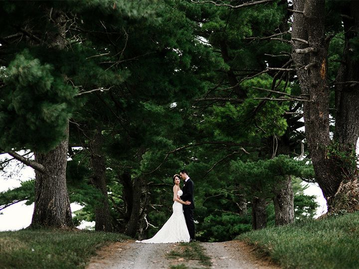 Tmx 1478539367078 Bride And Groom On Dirt Road Columbia, MD wedding dj