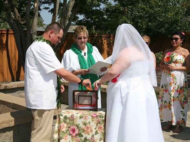 Tmx Wedding Sand Ceremony 2 51 364388 158207543424344 Santa Rosa, CA wedding officiant