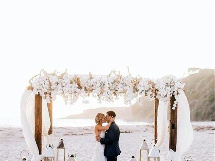 Tmx 1485217604045 Flowers And Lanterns And The Finished Look With Th Martinez, California wedding rental