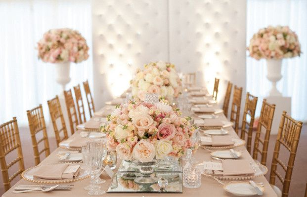 Tmx 1487357421506 Long Table Wedding Decor Blush Pink Romantic 6 Martinez, California wedding rental