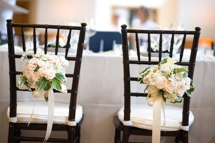 Tmx 1487357470498 Wedding Chairs With Flowers Martinez, California wedding rental