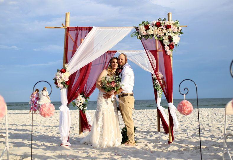 Lovely Summer wedding