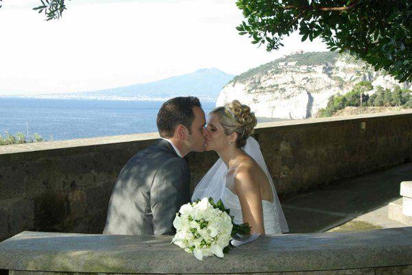 Wedding at Villa Fondi, Sorrento