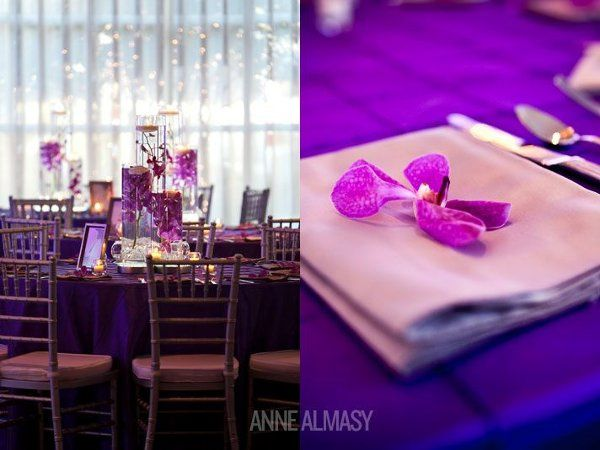 Events Decorated - Table Design