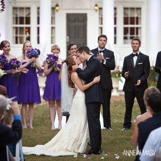 Events Decorated - Wedding Ceremony