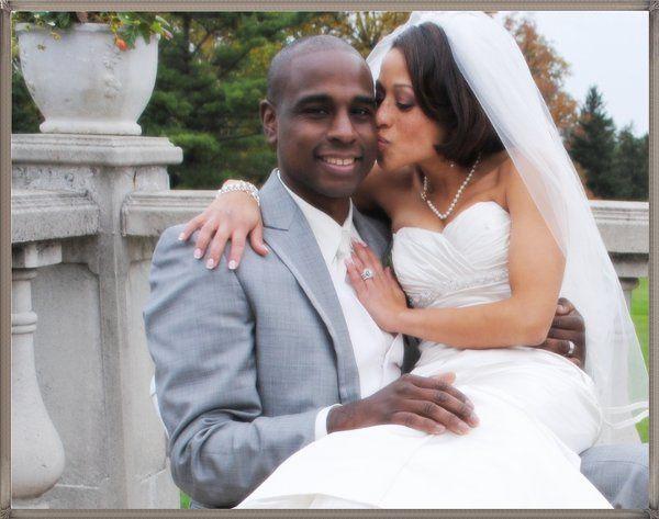 The Wedding of Lauren Bryd and Greg Wilson