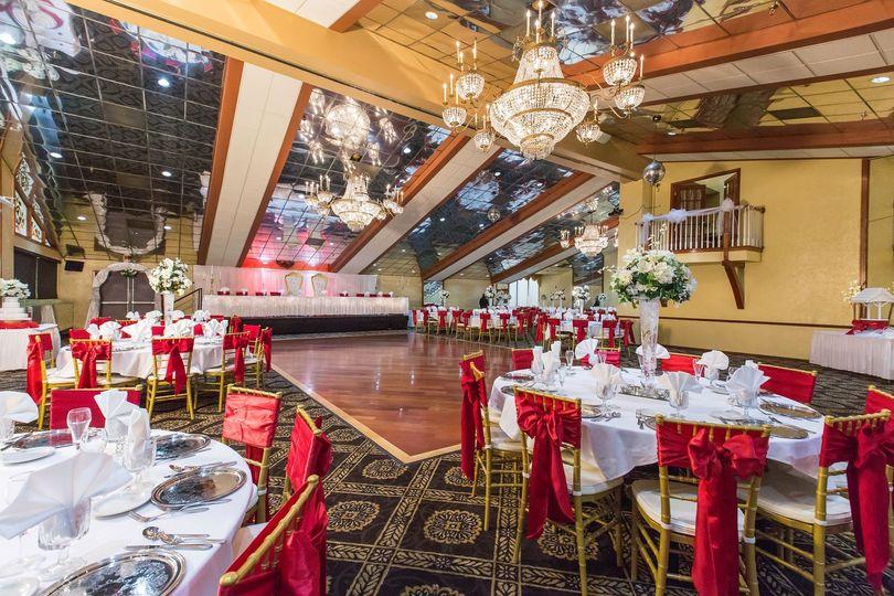 Elegant event space