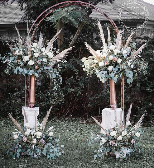 Ceremony Pieces, Pampas
