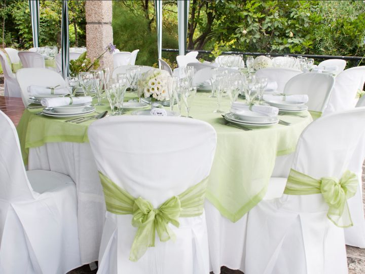 Tmx 1476124724883 Guest Table Green Waukesha, Wisconsin wedding travel