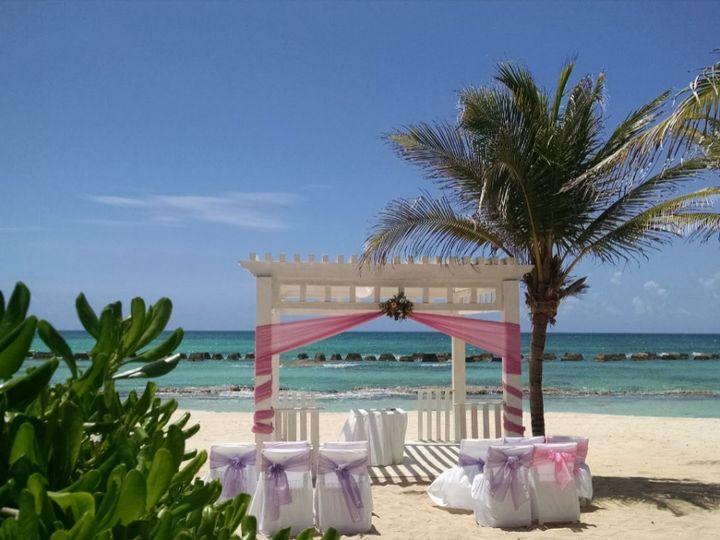 Tmx 1476124766273 Outdoor Oceanside Wedding With Pink Waukesha, Wisconsin wedding travel