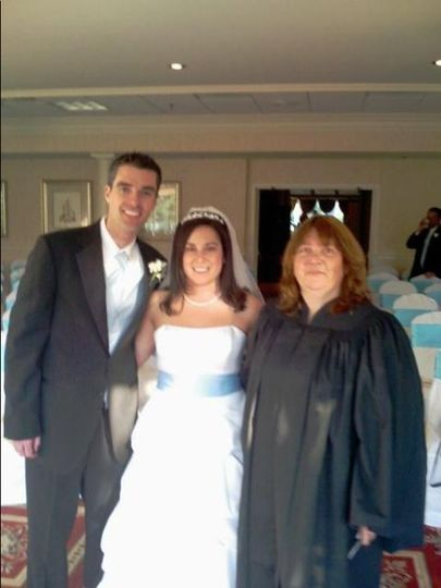 Melissa and David Hi Reverend Abner, Thank you so much for doing our wedding ceremony. Everything...