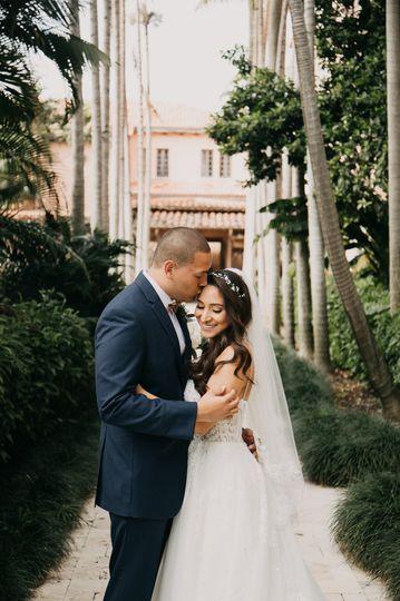 Wedding at the Boca Resort