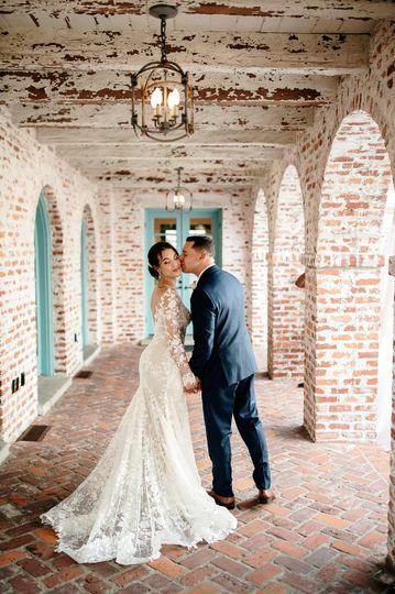Wedding at The Casa Feliz
