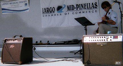 A great festival in Largo