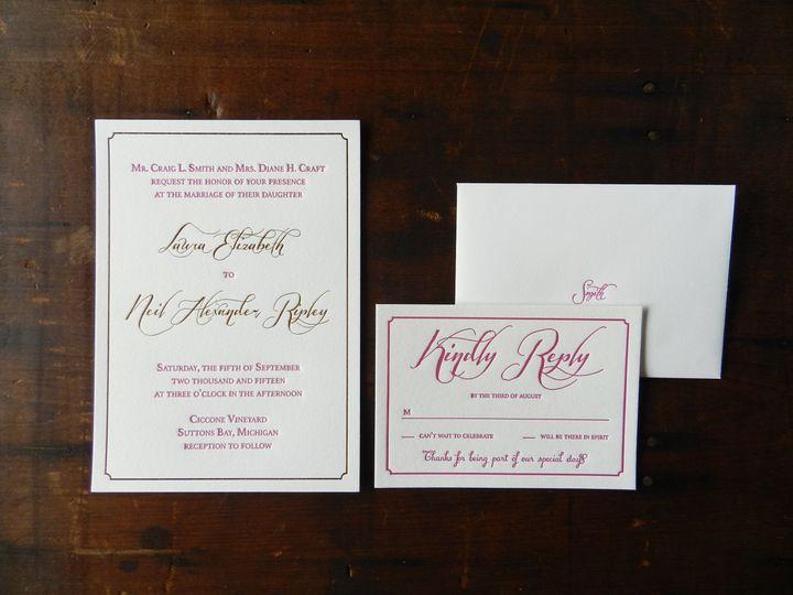 Tmx 1443455280527 Dscn6504 Lancaster, PA wedding invitation
