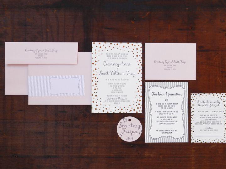 Tmx 1443455551774 Dscn5743 Copy Lancaster, PA wedding invitation