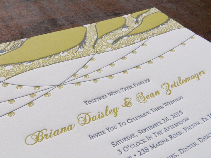 Tmx 1443455716065 Dscn6395 Lancaster, PA wedding invitation