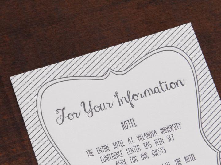 Tmx 1445450819260 Dscn5377 Lancaster, PA wedding invitation